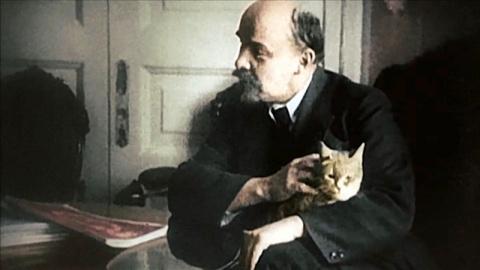 Ленин и Коты