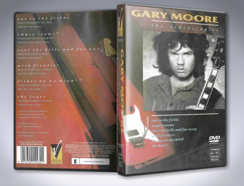 Gary Moore - Empty Rooms. Live Montreux 2010