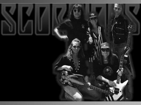 Легендарная песня Scorpions …