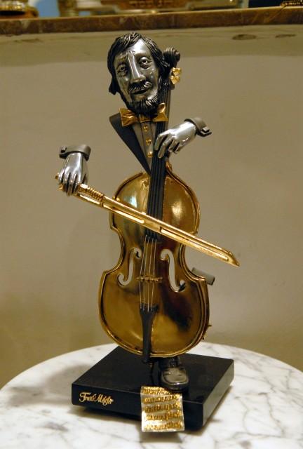 Знаменитые скульптуры Франка Майслера