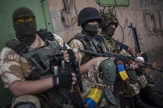 МВД ЛНР: грузинские наемники перестреляли бойцов ВСУ, помешавших им мародерствовать