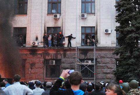 Сепаратизм, или Скандал в черноморском суде. Анатолий Вассерман