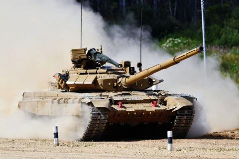США охотились за Т-90 и хоте…