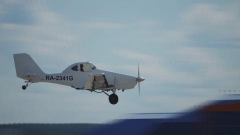 Самолет Т-500 совершил дебют…