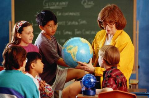 Учителя переживают не только…