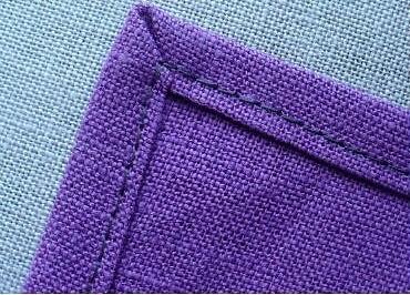 Обработка срезов ткани под п…