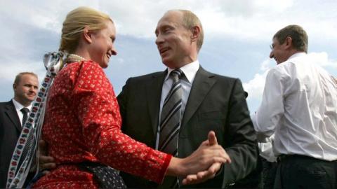 Washignton Times: «Триумфальный танец» Путина раздражает Запад