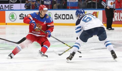 Лидер сборной России сбежал в США