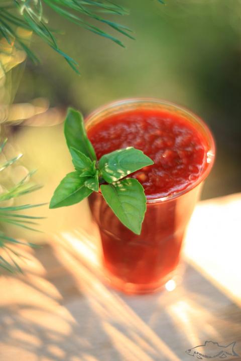 Базилико — томатный соус с базиликом