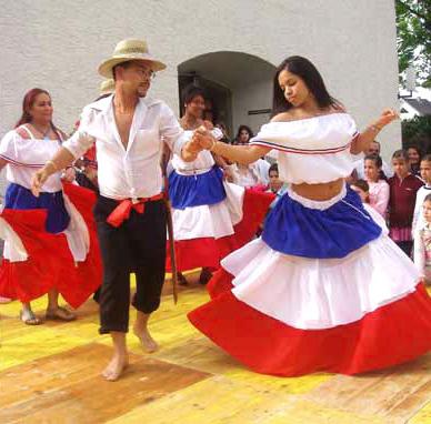 Меренге – удивительный танец, основанный на импровизации