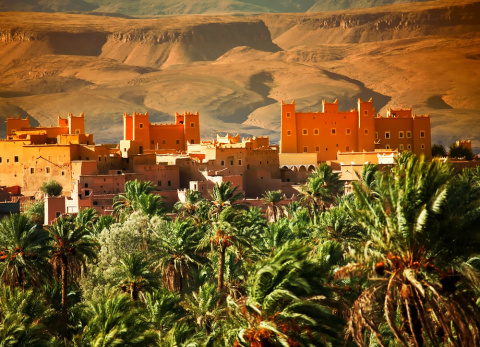 Марокко, страна загадка.