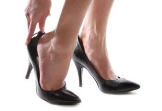 Чтобы новая обувь не натирала