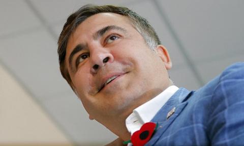 Михаилу Саакашвили подарили …