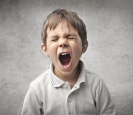 Как реагировать на детский крик, ор и плач? Объясните?
