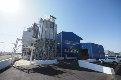 На Ставрополье запустили завод по подготовке семян