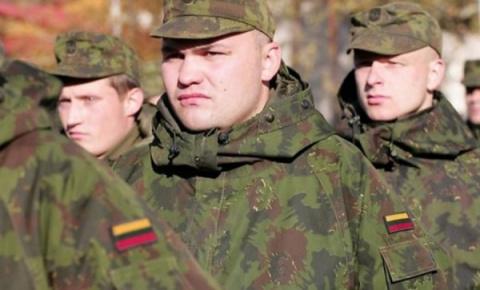 Новобранцы ВС Литвы: «Помогите выбраться из этого ада!»