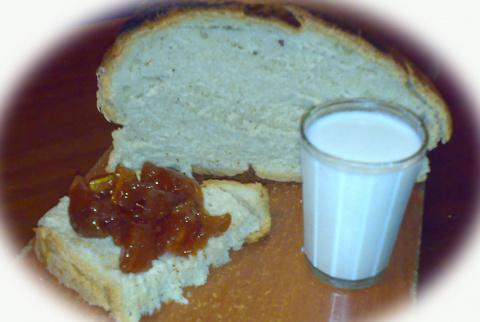 Его  Величество - Хлеб.