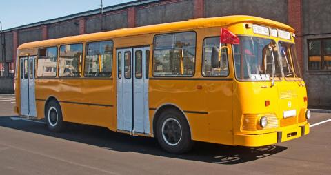 Луноход №677: история создания автобуса ЛиАЗ-677