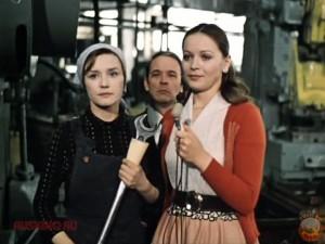 Образ советской женщины в фильме «Москва слезам не верит»