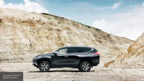 Mitsubishi приступила к сборке Pajero Sport в России