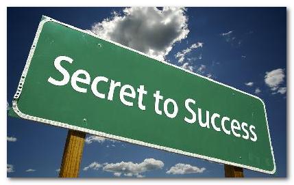 В чем ваш секрет успеха? ТЕСТ