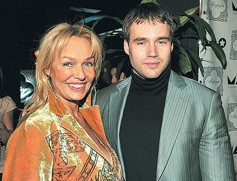 Наталья Андрейченко снова судится с сыном