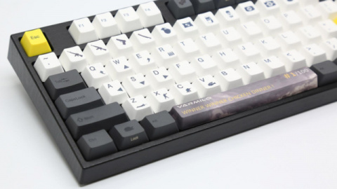Китайская компания выпустила специальную клавиатуру для игроков в Battlegrounds
