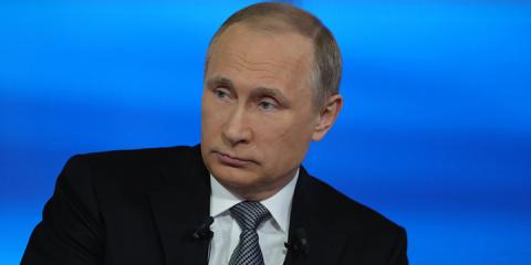 Путин: НАТО склоняет Россию …