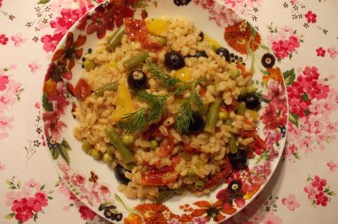 Каша «с изюминкой». 3 рецепта постных блюд из перловки и пшена