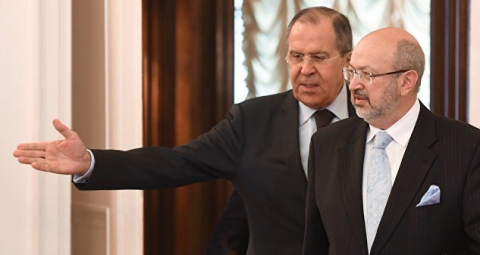 Заньер в Москве и ложь украинской прессы