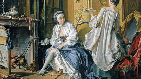 Женская гигиена в Средние века - это просто шок!