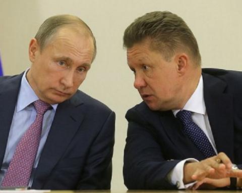 Катар — козырь России в «газ…