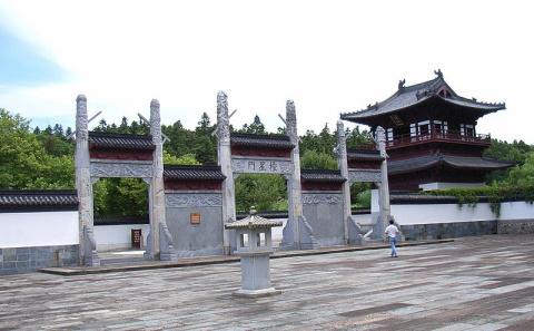 Архитектура Китая