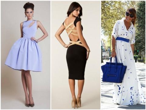 Платья. Детали и идеи