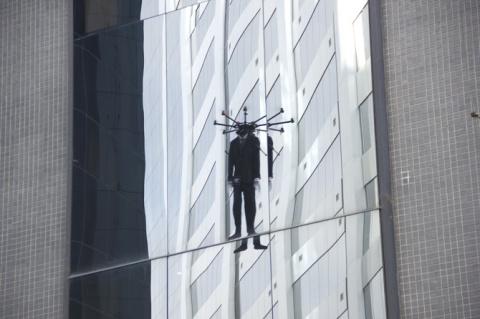 В Бразилии запустили «дроно-манекены»