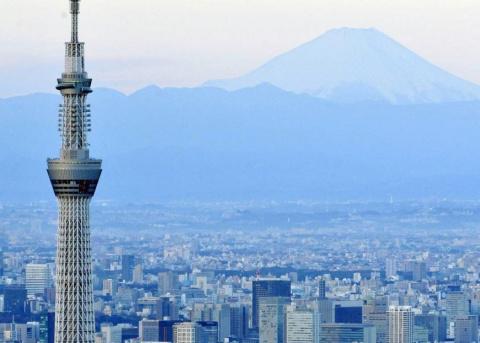 Токио занял 4-е место в мировом рейтинге городов