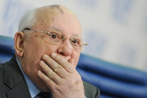 Горбачев заявил о войне между США и Россией