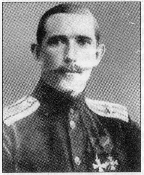 Русский ас асов Александр Казаков