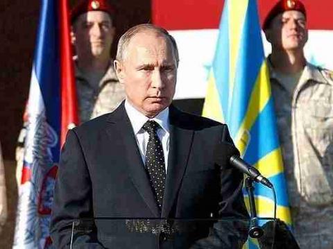 Секретный враг Путина: прези…