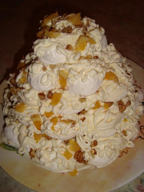Торт Воздушный поцелуй