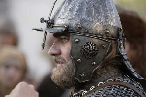 Шлемы Московской Руси