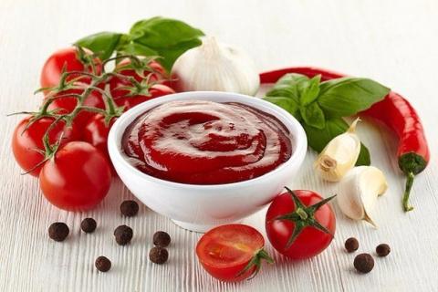 Очень вкусный кетчуп на зиму…