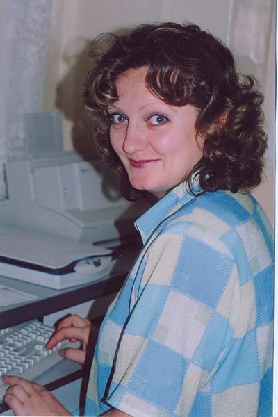 Татьяна Буряк