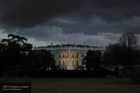 «Холостой выстрел» Вашингтон…