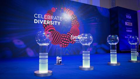 На Евровидение продали около двух тысяч билетов на непригодные места