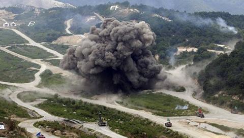 Корейская рулетка: Южная Корея и США учатся стрелять возле пороховой бочки