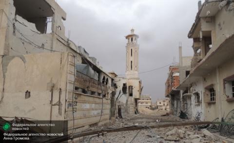 Москва ответила США на предложение «поделить» Сирию