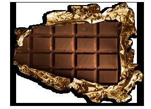 Шоколад и зодиак :)