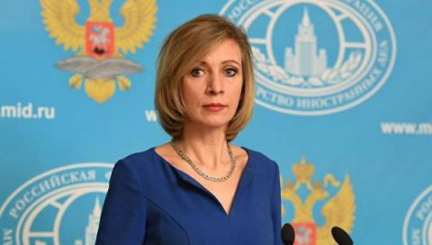 Мария Захарова прокомментировала слова Маккейна о Лаврове