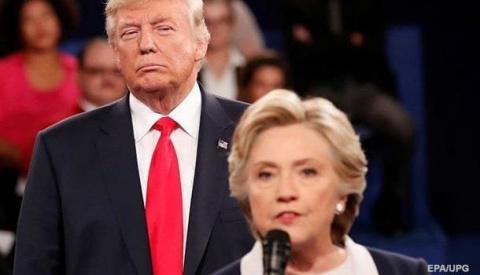 Ятак тоже могу: Трамп обвинил Клинтон всвязях сРоссией
